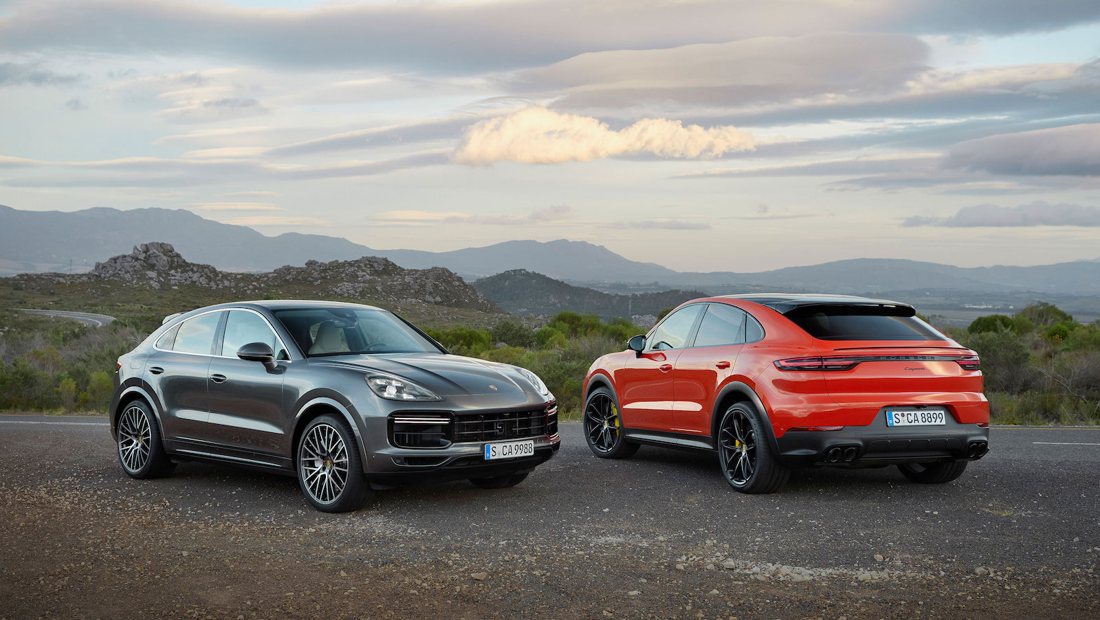 Click Image For Larger Version Name Porsche Cayenne Coupe 1 Jpg