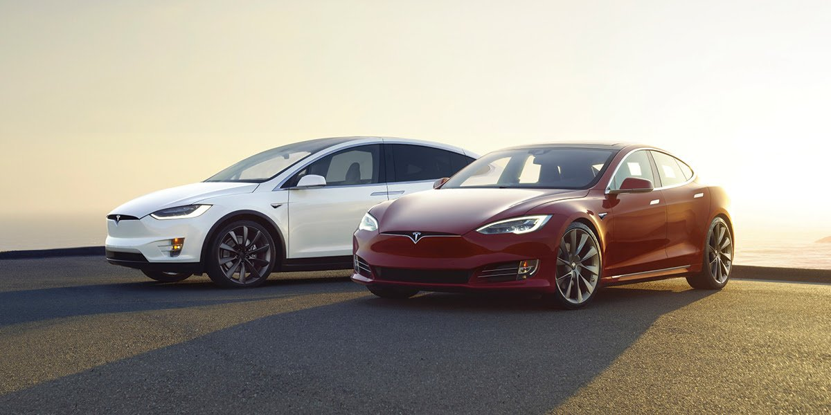 Tesla Model S Long Range Announced - 370 Miles | Porsche